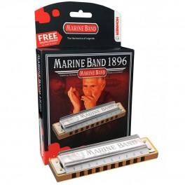 Hohner Marine Band 1896 - C